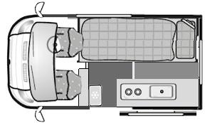 Campervan Conversion The Plan